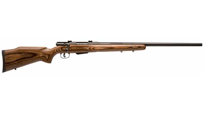 Savage Arms Model 25 Lightweight Varminter varmint hunting rifle