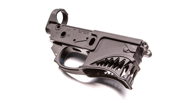 Sharps Bros Hellbreaker receiver right profile