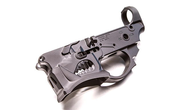 Sharps Bros Warthog receiver