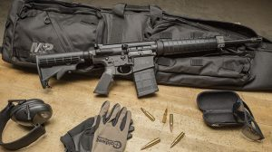 Smith Wesson M&P10 Sport rifle