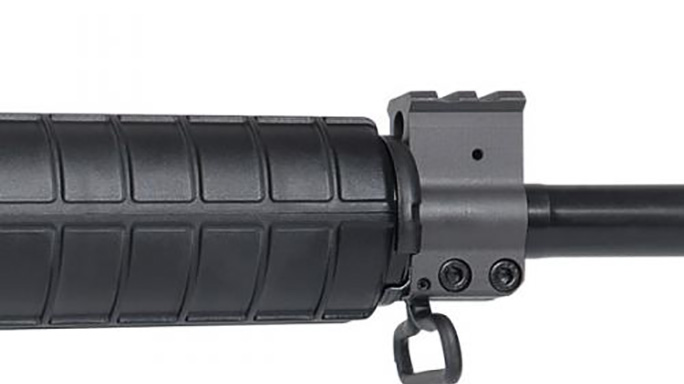 Smith Wesson M&P10 Sport rifle handguard