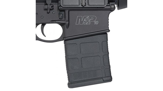 Smith Wesson M&P10 Sport rifle magazine