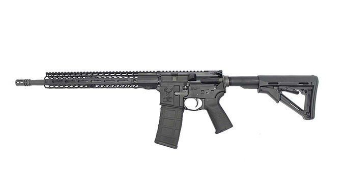 Stag 15L Tactical rifle