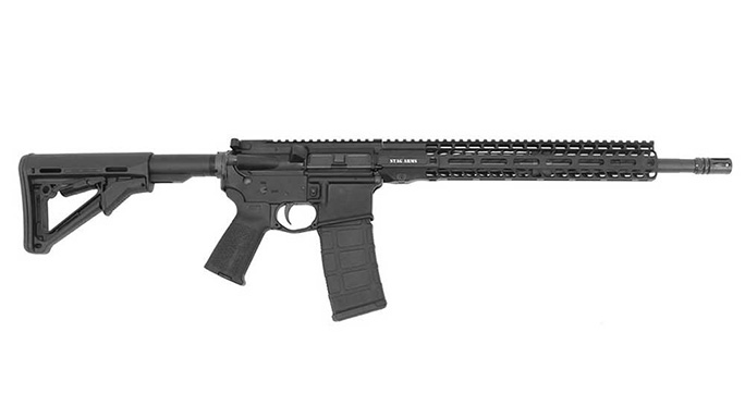 Stag 15 Tactical rifle