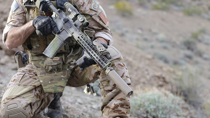 Surefire Wins Ussocom Contract For Muzzle Brakes Amp Suppressors