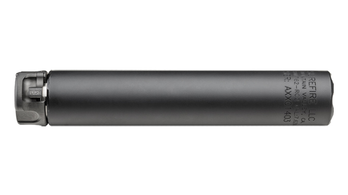 surefire USSOCOM SOCOM762-RC2 suppressor