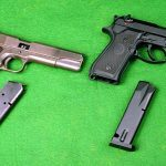 surplus 1911 and beretta M9