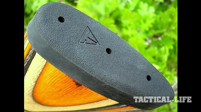 Tikka T3x Arctic rifle butted