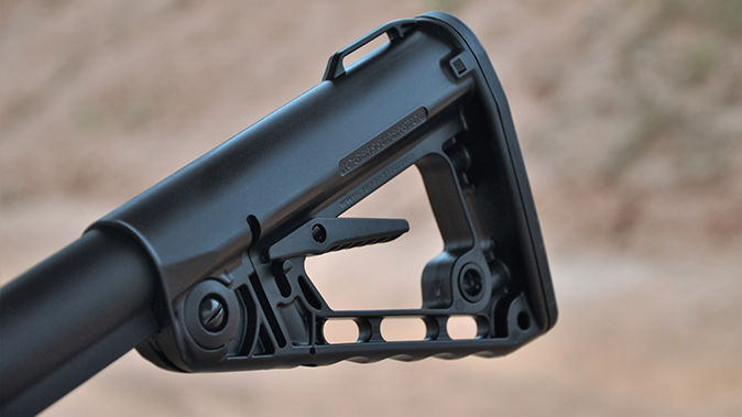 Wilson Combat Less Lethal 870 stock