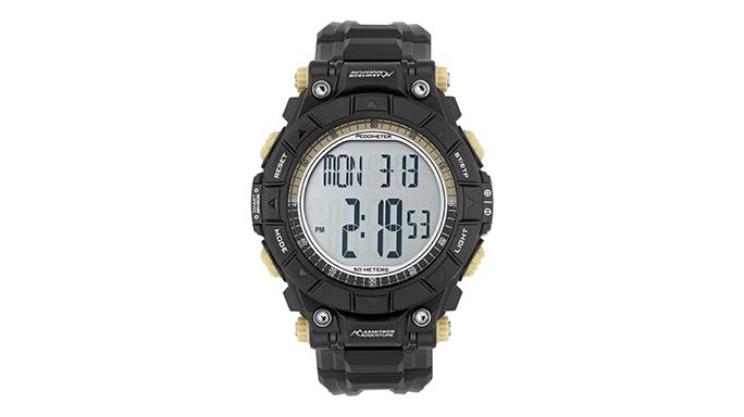 Tactical Watches ArmitronAD/1010BLK Digital Watch