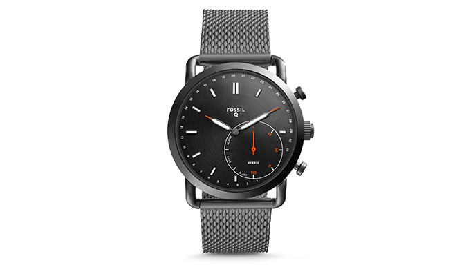 Tactical Watches FossilHybrid Smartwatch Q Commuter