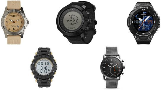 Tactical Watches Holiday Gifts