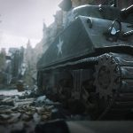 Call of Duty WWII release tank