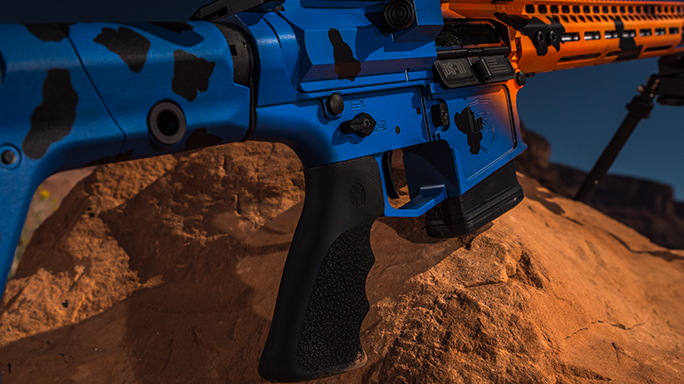 Dark Storm Custom Shop DS-10 Rifle Rendezvous grip