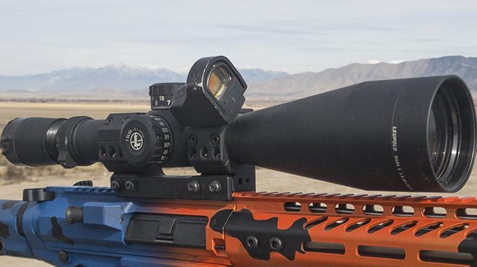 Dark Storm Custom Shop DS-10 Rifle Rendezvous Leupold