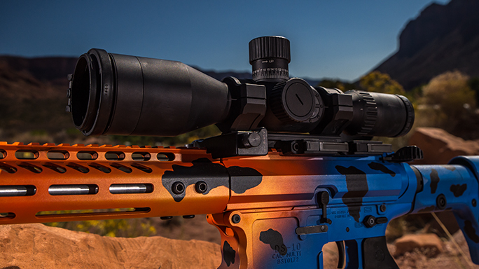 Dark Storm Custom Shop DS-10 Rifle Rendezvous scope