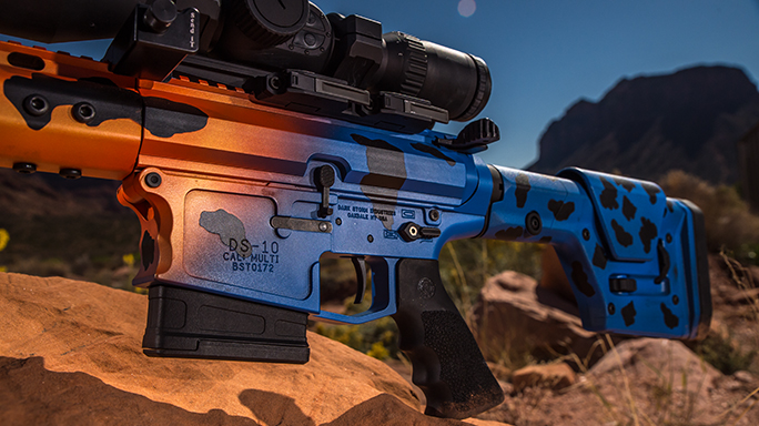 Dark Storm Custom Shop DS-10 Rifle Rendezvous side