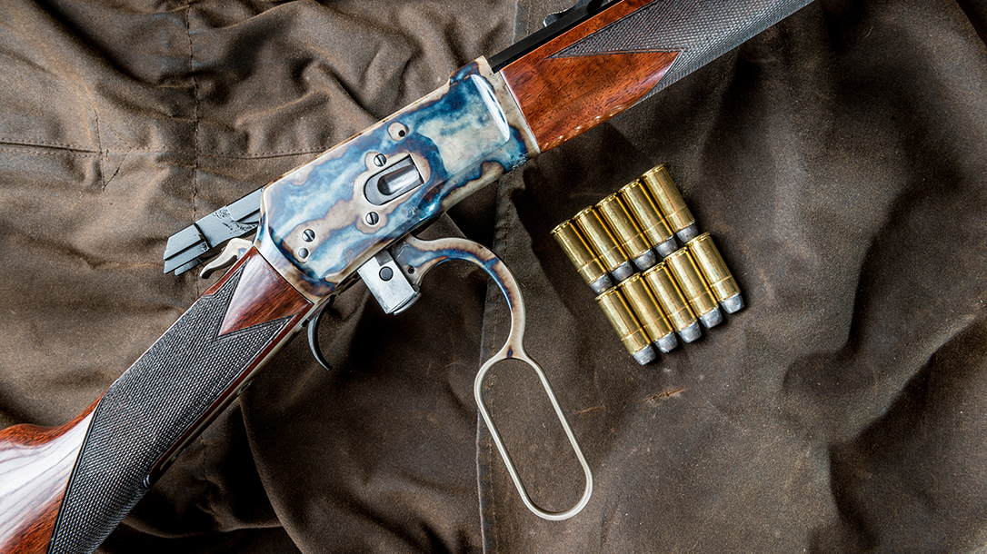 Turnbull Model 1892 Winchester Guns of the Old West ammo