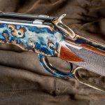 Turnbull Model 1892 Winchester Guns of the Old West casehardening