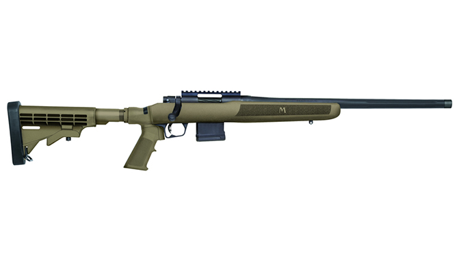 Affordable Rifles Holidays Mossberg MVP FLEX Rifle
