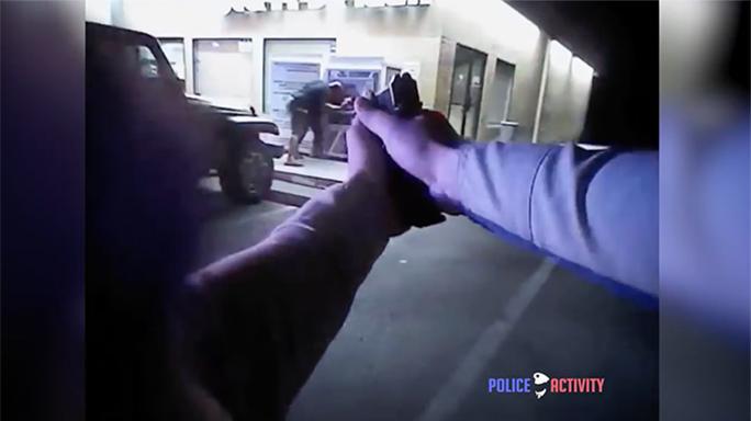 las vegas police shooting