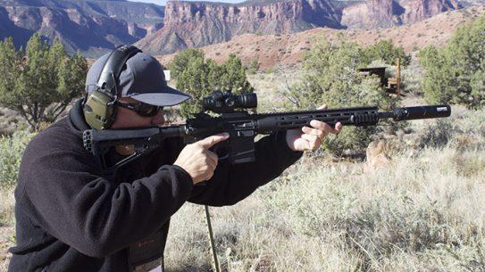 Savage MSR 15 Recon combat rifle rendezvous lead