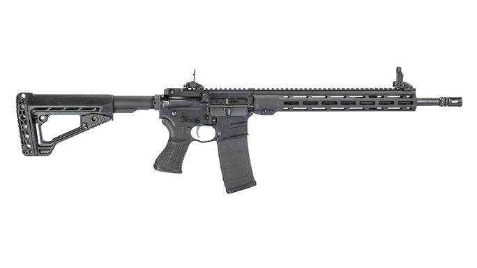 Savage MSR 15 Recon combat rifle rendezvous right