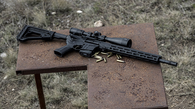 is the savage msr 15 recon a serviceable combat rifle