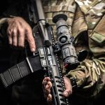 Trijicon REAP-IR Mini Thermal Riflescope Athlon Outdoors Rendezvous hold