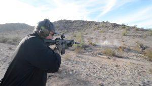 Barrett REC10 rifle athlon outdoors rendezvous lead range