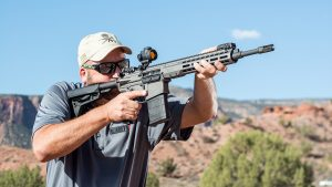 Barrett REC10 Rifle Athlon Outdoors Rendezvous reup lead