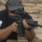 Smith & Wesson M&P10 Sport Optics Ready rendezvous lead