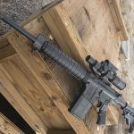 Smith & Wesson M&P10 Sport Optics Ready rendezvous left