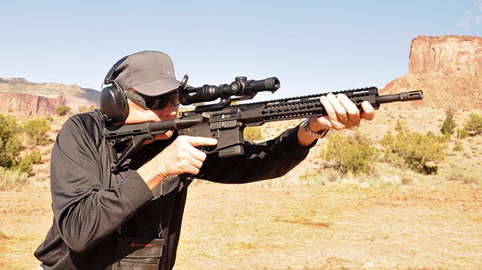 Taurus T4SA M4 Carbine Athlon Outdoors Rendezvous Garrett