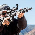 Taurus T4SA M4 Carbine Athlon Outdoors Rendezvous lead