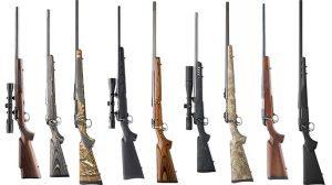 varmint hunting rifles