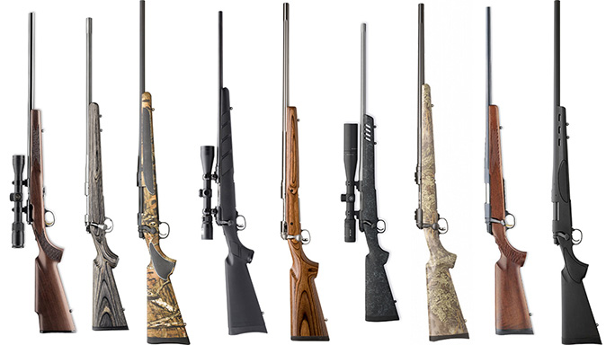 varmint hunting rifles