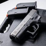 Glock 26 Gen5Subcompact pistol release lead
