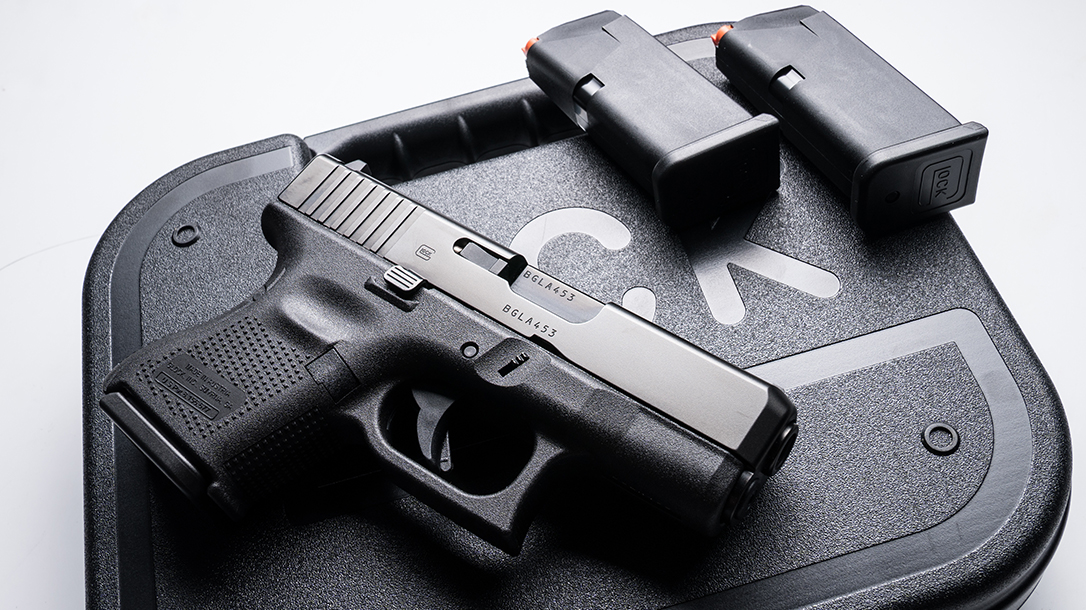Glock 26 Gen5 Subcompact pistol release right