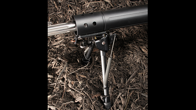 Anderson Heavy Barrel Varminter rifle bipod