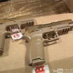 army MHS m17 pistol unboxed