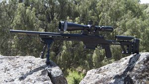 Bergara B-14 BMP precision rifle