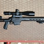 Bergara B-14 BMP rifle right profile