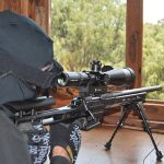 Bergara B-14 BMP rifle shooting