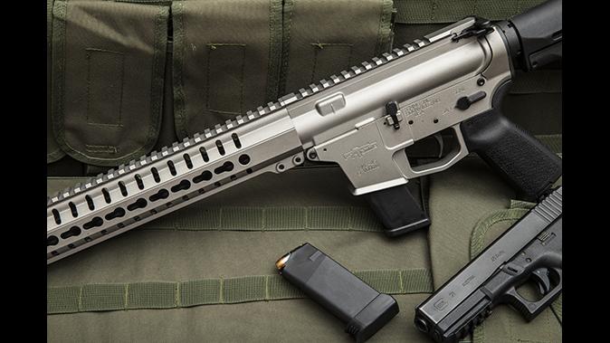 CMMG MkG DRB rifle magazines