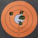 CMMG MkG DRB rifle target