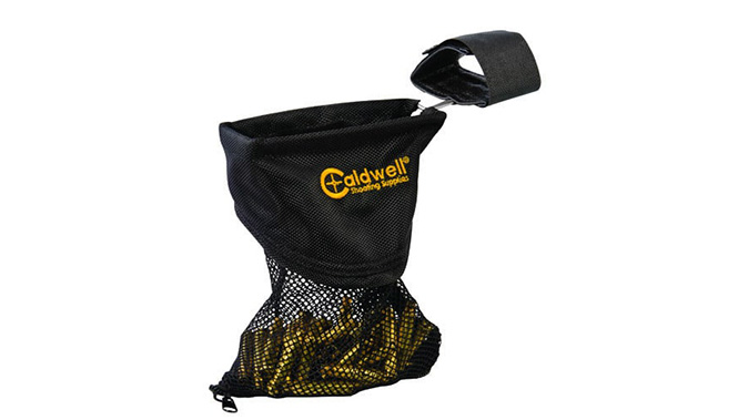 caldwell ar-15 brass catcher range gear