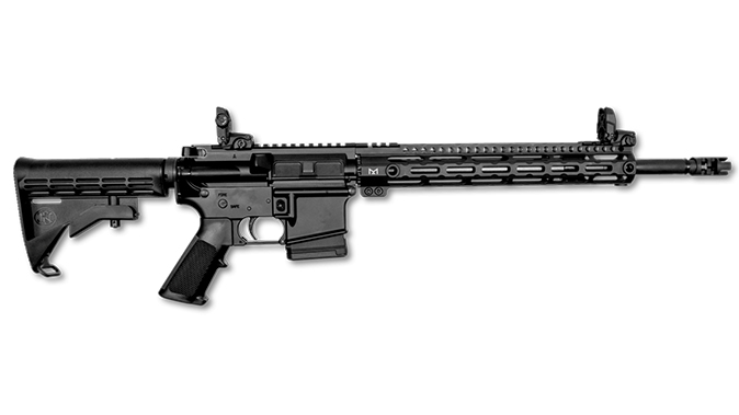FN 15 MD Heavy Barrel Carbine right profile