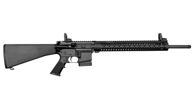 FN 15 MD Heavy Barrel Rifle right profile