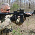 Fort Discovery Expedition rifle test